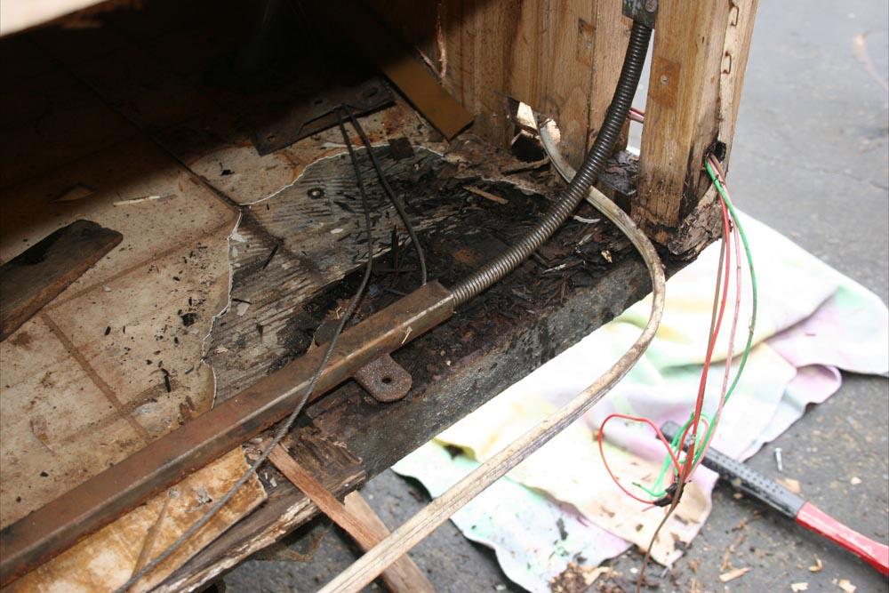 caravan repairs peninsula caravan services